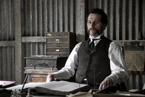 Matthew Rhys as Billy Winters in drama Death And Nightingales (BBC/PA)