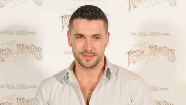 Shayne Ward's character Aidan Connor took his own life in Monday night's episodes of the ITV soap (Dominic Lipinski/PA)
