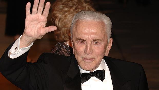 American actor Kirk Douglas has died aged 103, his son Michael said in a statement (Yui Mok/PA)