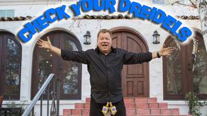 William Shatner showed his support for the campaign (Cahonas Scotland/PA)