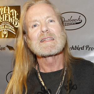 Production on a film about singer Gregg Allman has been shelved (Dan Harr/Invision/AP)