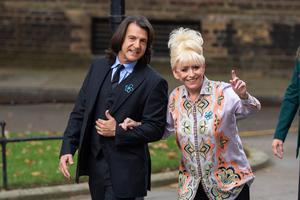 Scott Mitchell has told of his fears that wife Dame Barbara Windsor may have to go to a care home due to the worsening of her Alzheimer's (Dominic Lipinski/PA)