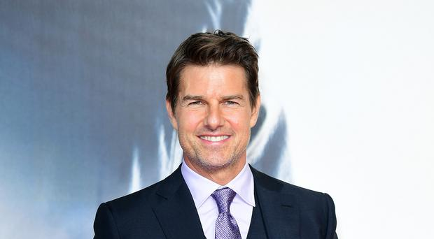 Tom Cruise (Ian West.PA)