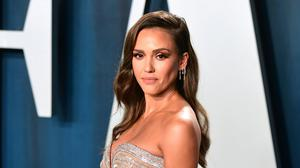 Jessica Alba broke down in tears after realising her 12-year-old daughter was taller than her (Ian West/PA)
