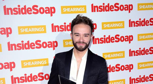 Coronation Street star Jack P Shepherd said he underwent a hair transplant after going bald affected his mental health (Ian West/PA)