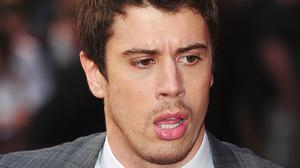 Toby Kebbell is villain Dr Doom in the new Fantastic Four movie