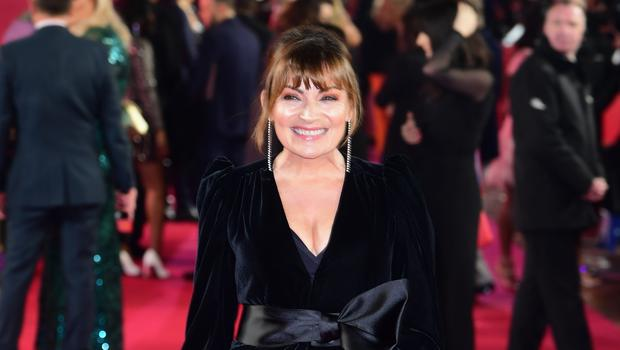 Lorraine Kelly arriving for the ITV Palooza held at the Royal Festival Hall, Southbank Centre, London. (Ian West/PA)