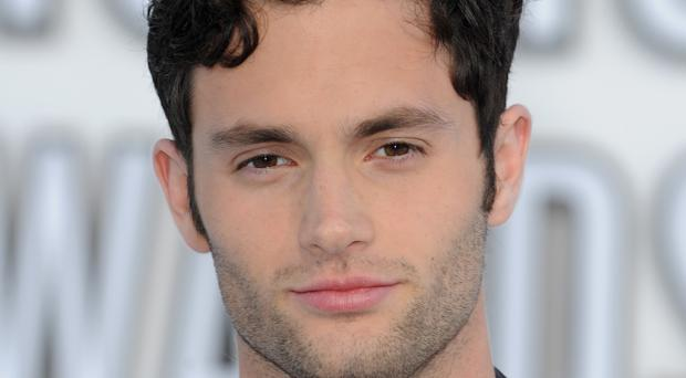 Penn Badgley stars in psychological thriller You, which has been renewed for a third season (PA)