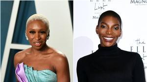 Cynthia Erivo and Michaela Coel are set to headline a BBC event showcasing the achievements of black, Asian and minority ethnic talent in the entertainment industry (Ian West/PA)