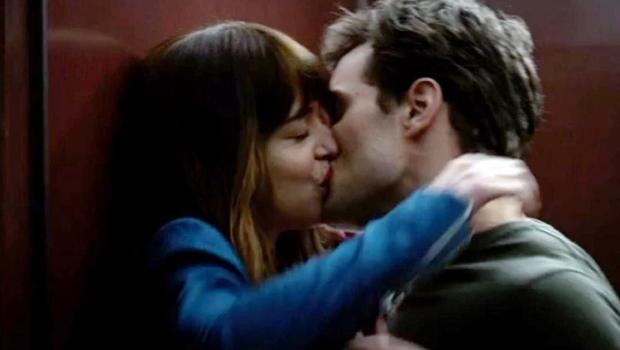 Jamie Dornan says filming racy scenes with Dakota Johnson for Fifty Shades of Grey was not sexy.