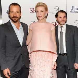 Cate Blanchett is joined by Peter Sarsgaard and Michael Stuhlbarg at her latest film premiere