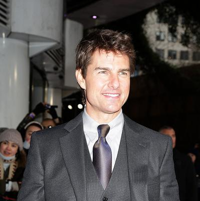 Tom Cruise said he isn't fussed about winning an Oscar