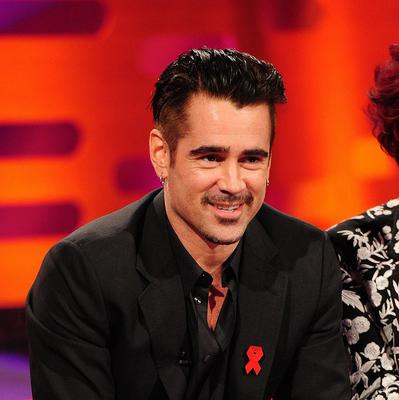 Colin Farrell will star in The Lobster with Rachel Weisz