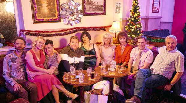 Gavin and Stacey Christmas special (BBC)