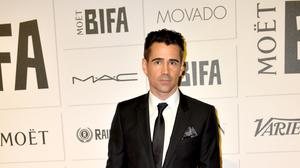 Colin Farrell said he wanted to star in Disney's live-action remake of Dumbo as soon as he heard Tim Burton would be in the director's chair (Hannah McKay/PA)