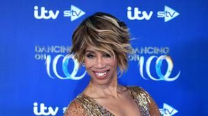 """TV presenter Trisha Goddard has revealed she """"felt sick"""" when meeting comedian Leigh Francis following his portrayal of her on sketch show Bo' Selecta (Ian West/PA)"""