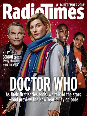 Doctor Who stars have spoke to Radio Times. (Radio Times)