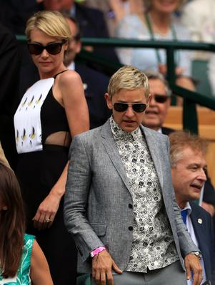 US talk show host Ellen DeGeneres has apologised to staff following reports of a toxic workplace environment (John Walton/PA)