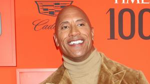 Dwayne 'The Rock' Johnson took aim at Donald Trump's handling of the mass protests that have shaken the US (Greg Allen/PA)