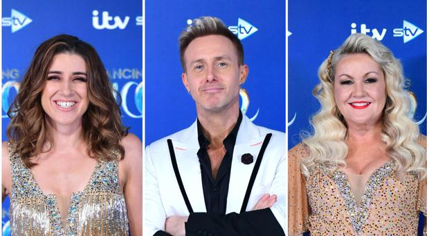 Dancing on Ice 2020 will see Libby Clegg, Ian 'H' Watkins and Lisa George competing (PA).