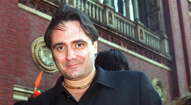 Tony Slattery has said he was spending £4,000-a-week on drugs at one point in his life (Yui Mok/PA)