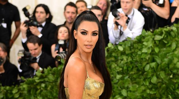 Kim Kardashian West's daughter Chicago has turned two (Ian West/PA)