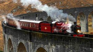 The Hogwarts Express has been recreated for the Harry Potter visitor attraction in London