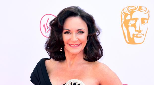 Shirley Ballas said it was upsetting (Ian West/PA)