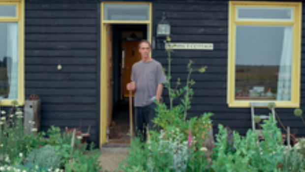 Derek Jarman at Prospect Cottage (Howard Sooley/Art Fund/PA)
