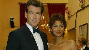 Pierce Brosnan said he 'vaguely' remembers saving Halle Berry from choking on the set of Die Another Day (PA)