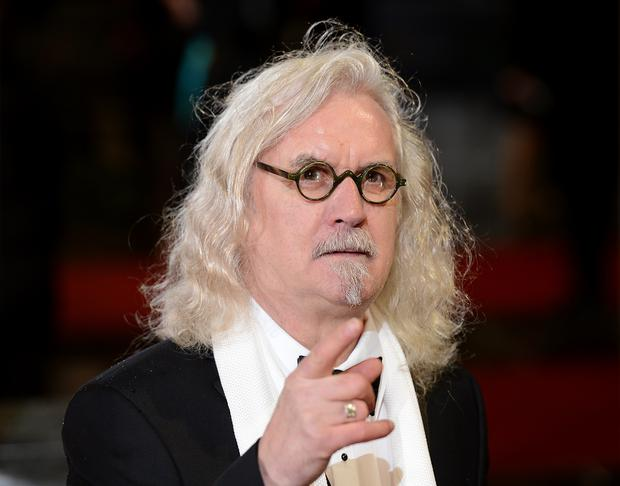 Sir Billy Connolly's book is described as 'hugely funny' (Dominic Lipinski/PA)