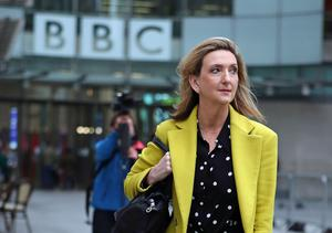 Victoria Derbyshire's programme has been axed (Yui Mok/PA)