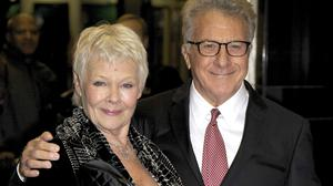 Dustin Hoffman and Dame Judi Dench star in Esio Trot