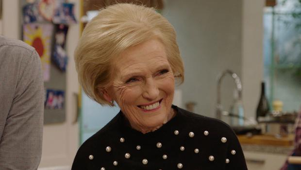 Mary Berry is one of a panel of three judges on Britain's Best Home Cook (Guy Levy/BBC/KEO)