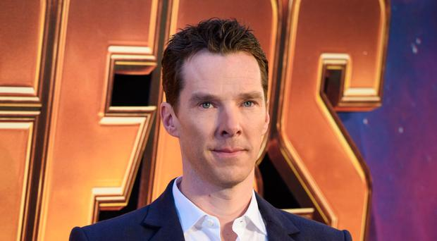 Benedict Cumberbatch's next role is playing Dominic Cummings (PA)