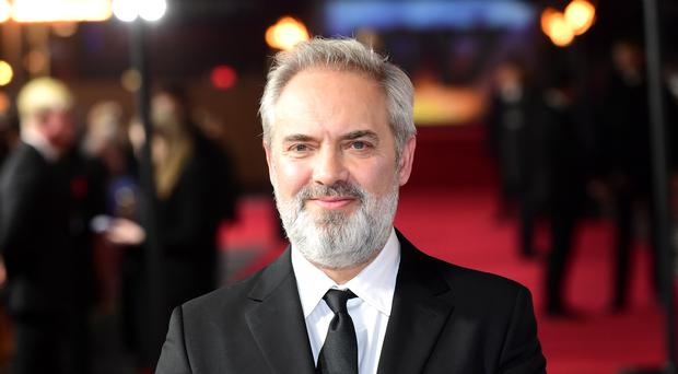 Director Sam Mendes attending the 1917 World Premiere (Ian West/PA)