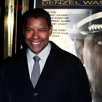 Denzel Washington would like to take the director's chair for a big screen version of Fences