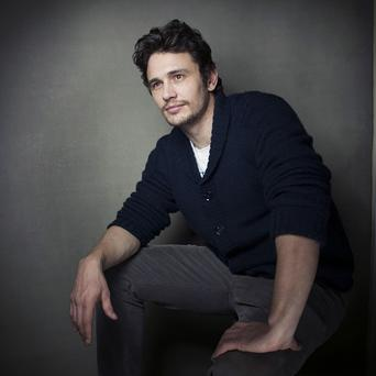 Producer James Franco from the film