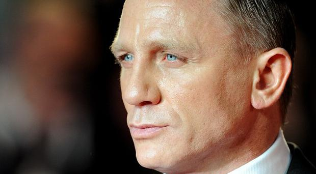 Record-breaking James Bond hit Skyfall was a double winner at a major British movie awards event