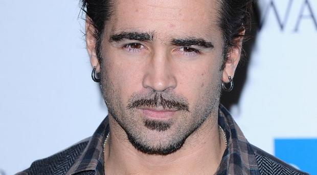 Colin Farrell would play an FBI detective in Solace