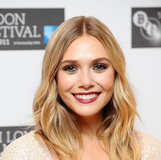 Elizabeth Olsen could be starring in the Godzilla film