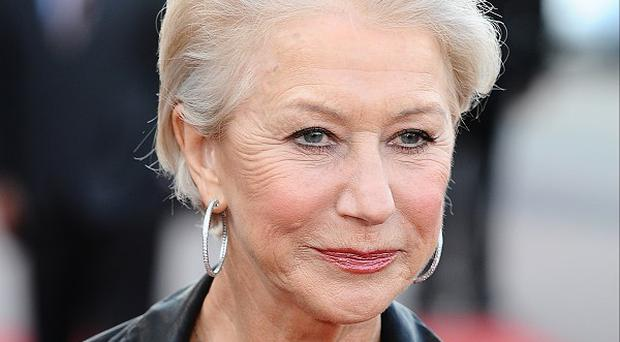 Dame Helen Mirren stars as Hitchcock's wife Alma