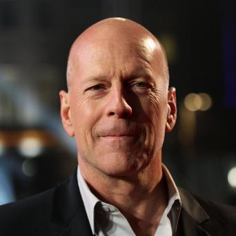 Bruce Willis arriving for the UK film premiere of A Good Day To Die Hard, at the Empire Leicester Square in central London. PRESS ASSOCIATION Photo. Picture date: Thursday February 7, 2013. Photo credit should read: Yui Mok/PA Wire
