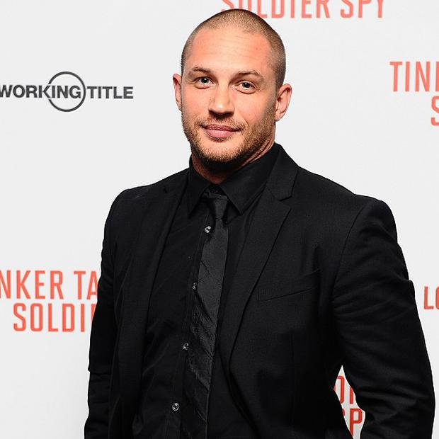 Tom Hardy is set to star in Locke