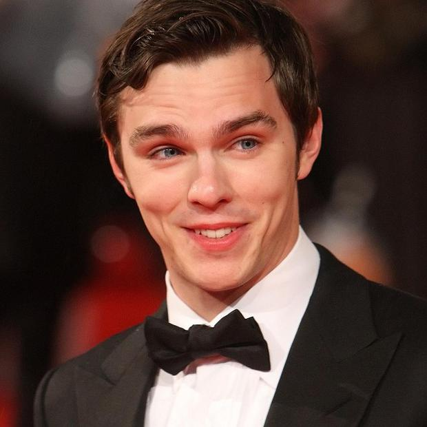 Nicholas Hoult looks set to star in Young Ones