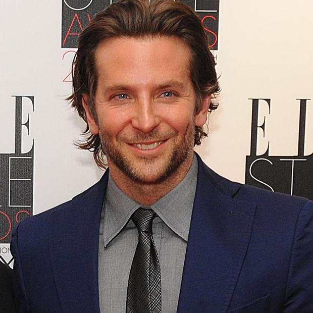 Bradley Cooper landed the best actor prize at the Elle Style Awards