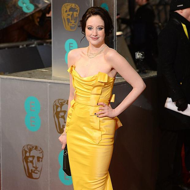 Andrea Riseborough worked with Tom Cruise on Oblivion