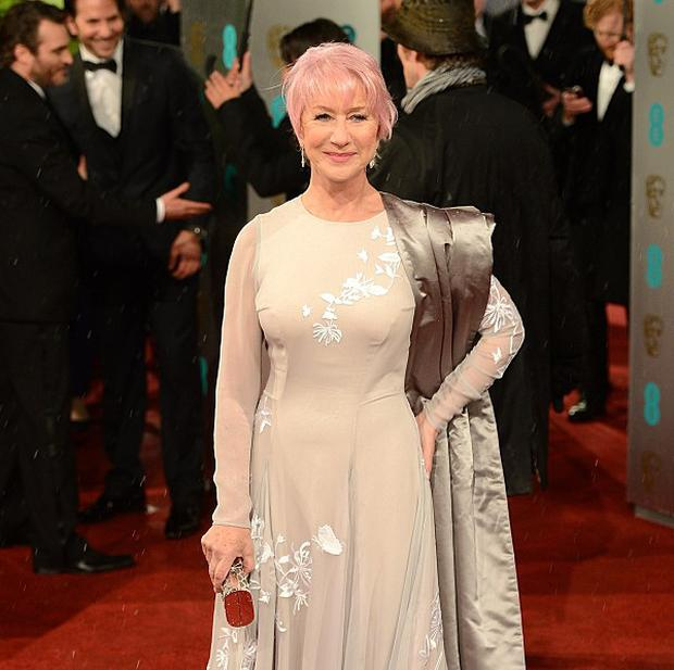 Dame Helen Mirren has called for more movies depicting mature relationships