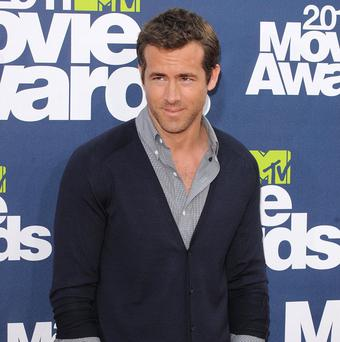 Ryan Reynolds is one of the stars providing their voice talents for Turbo