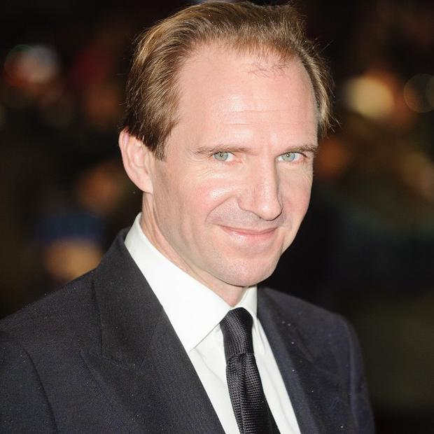Ralph Fiennes looks set to play a surgeon in Sands